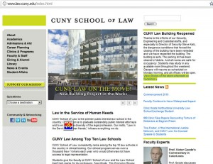 city university of new york cuny law school